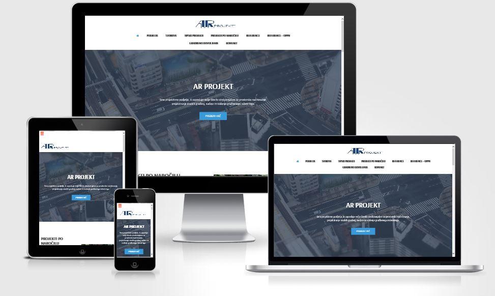 ADEBO izdelava spletnih strani