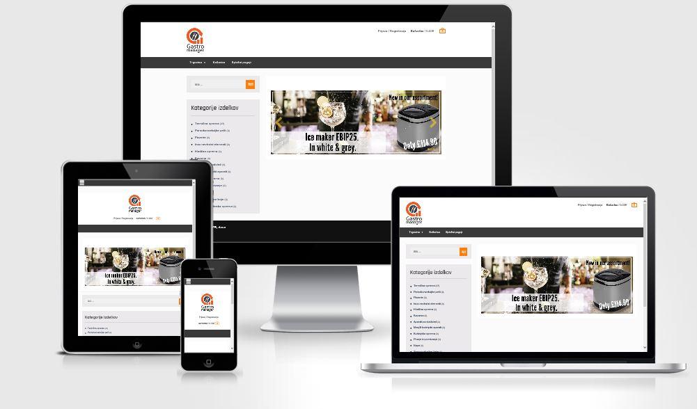 ADEBO izdelava spletnih trgovin